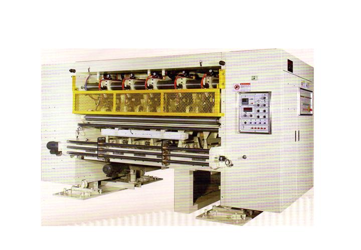 電腦式單刀分紙壓線機